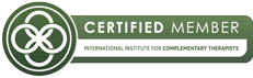 Certified Member - International Institute for Complimentary Therapists